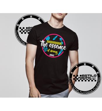 Camiseta The Essence of...