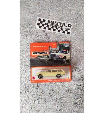 Matchbox Mercedes Benz S123...