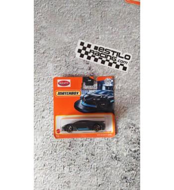 Matchbox 2018 Bugatti Divo