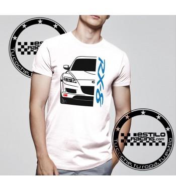 Camiseta Silueta RX8