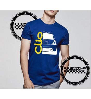 Camiseta Silueta Trasera...