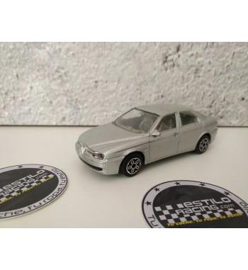 Alfa Romeo 156 plata Burago...