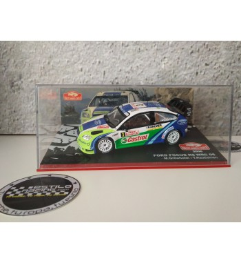 Ford Focus RS WRC...