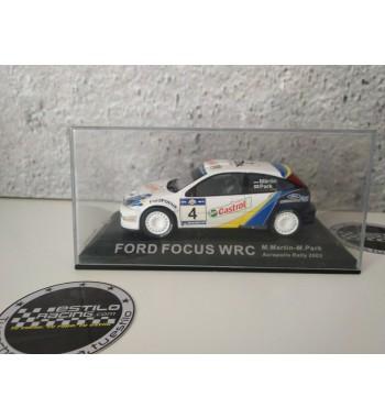 Ford Focus WRC Martin-Park...