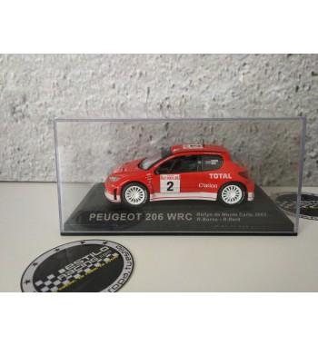 Peugeot 206 WRC Burns-Reid...