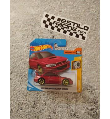 Hot Wheels 98 Subaru...