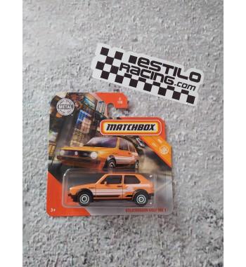 Matchbox Volkswagen Golf Mk1