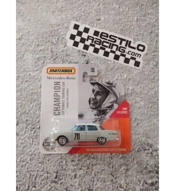 Matchbox 62 Mercedes Benz...