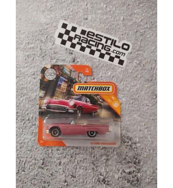 Matchbox 57 Ford Thunderbird