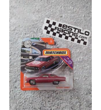 Matchbox 75 Chevy Caprice