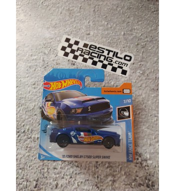 Hot Wheels 10 Ford Shelby...