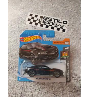 Hot Wheels 18 Copo Camaro ss