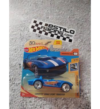 Hot Wheels Corvette Grand...