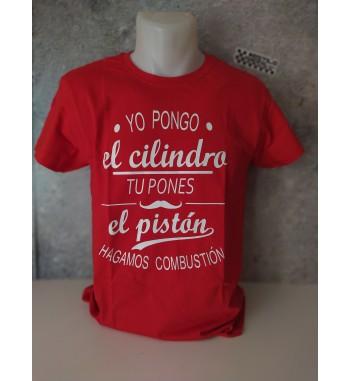 Outlet Camiseta Yo pongo el...