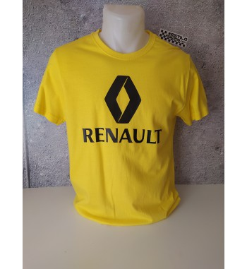 Outlet Camiseta Renault...
