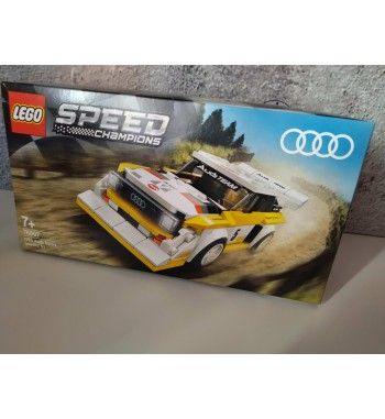 Lego Audi Quattro estiloracing