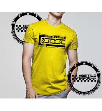 Camiseta Motor DOHC 16V turbo