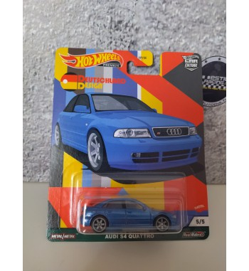 Audi S4 Hot Wheels Premium...