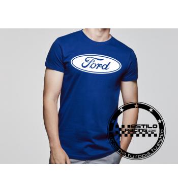 Camiseta Ford