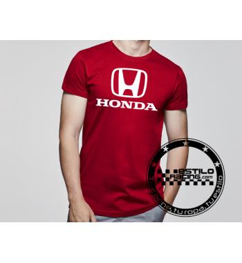 Camiseta Honda