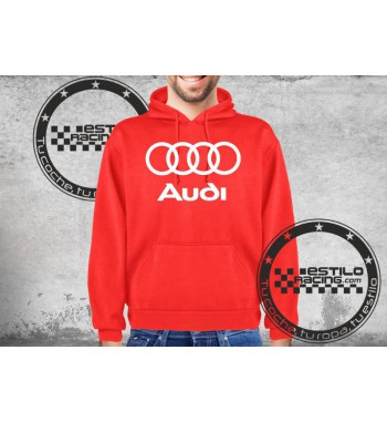 Sudadera Audi