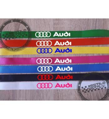 Pulsera Audi