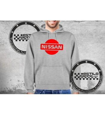 Sudadera Nissan