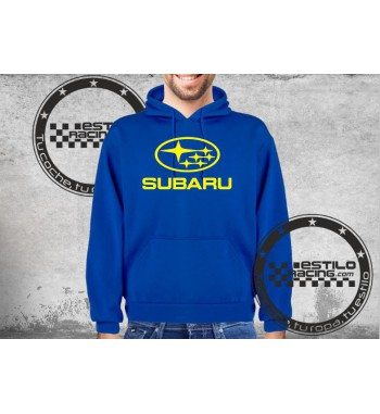 Sudadera Subaru