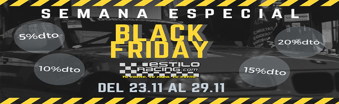 Ofertas Black Friday EstiloRacing